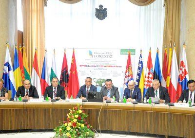 Састанак координационог механизма за сарадњу у шумарству ФОТО ТАНЈУГ